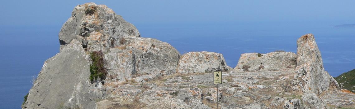 Pevnost Angelokastro