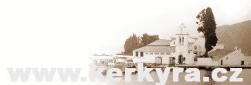 Ostrov Korfu - Kerkyra
